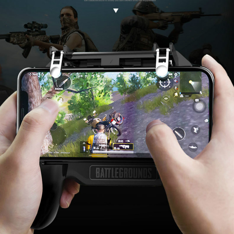 Image 5 - Multi Functional Game Phone Holder For iPhone XS MAX X Samsung S10 S9 Mobile Phone Cooler Heat Sink Cooling Game Controller Hand-in Mobile Phone Coolers from Cellphones & Telecommunications