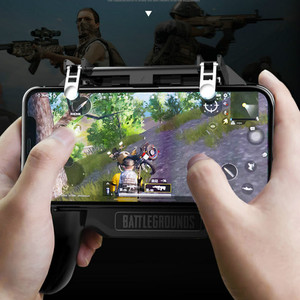 Image 5 - Multi Funktionale Spiel Telefon Halter Für iPhone XS MAX X Samsung S10 S9 Handy Kühler Kühlkörper Kühl spiel Controller Hand