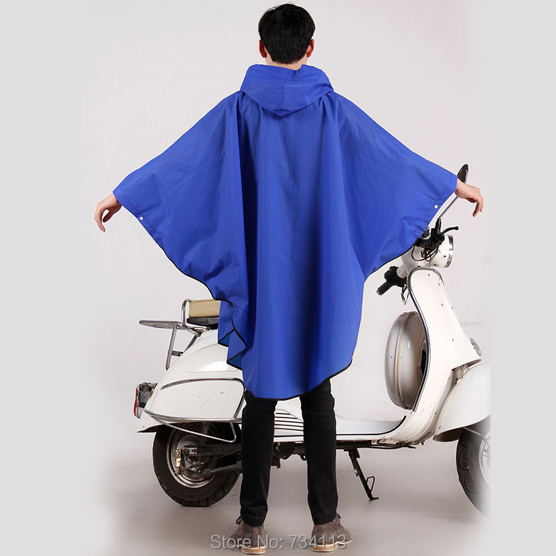 Fashion Rain ponchoEnvironmental protection EVA outdoor Rain gear - Household Merchandises - Photo 4