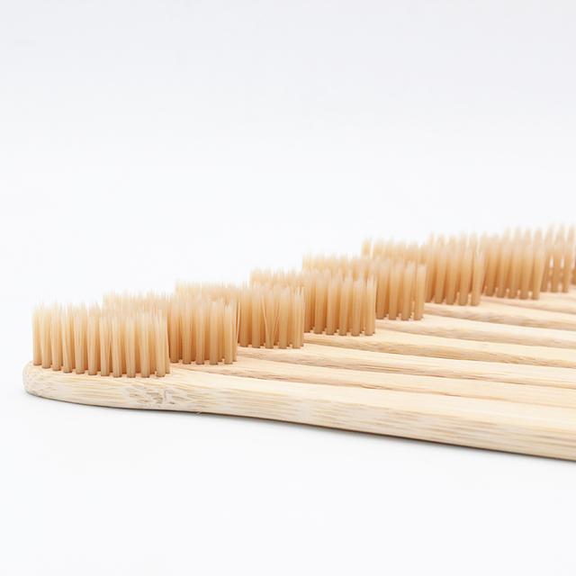 Wooden Bamboo Fiber Toothbrush