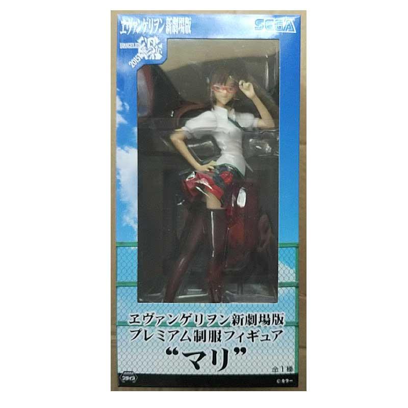 EVA néon Genesis évangélisation Makinami uniforme Plugsuit PVC figurine à collectionner modèle jouet 22 cm Brinquedos cadeau