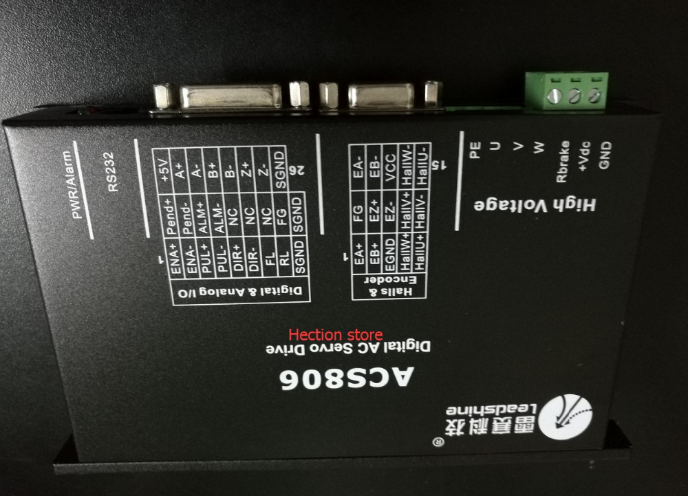 Free shipping New Leadshine servo driver ACS806
