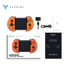 Image 5 - Flydigi wee 2T with mouse keyboard conveter Pubg controller mobile game Motion Sensing gamepad