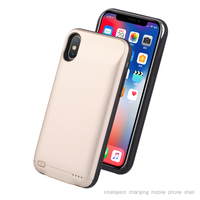 Battery Charger Case 4000mAh For iPhone X Xs Powerbank Mobile Phone Charger Power Bank External Battery Phone Cover Poverbank|Battery Charger Cases| |  -