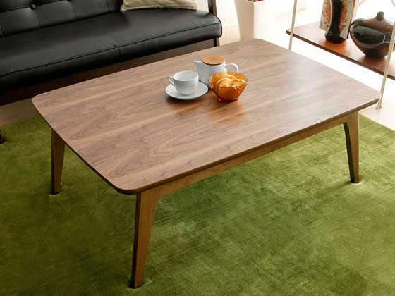 Home Furniture Kotatsu Table Wood Wanlut Rectangle 105cm Japanese Modern  Style Living Room Low Heated Floor Coffee Table Wooden In Coffee Tables  From ...