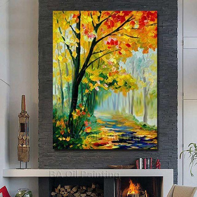 grande taille 100 peint la main moderne belle toile abstraite art peinture l 39 huile photo. Black Bedroom Furniture Sets. Home Design Ideas