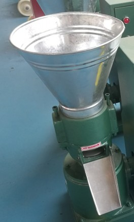 The Head Of KL120 Pellet Mill Pellet Making Machine To Indonesia