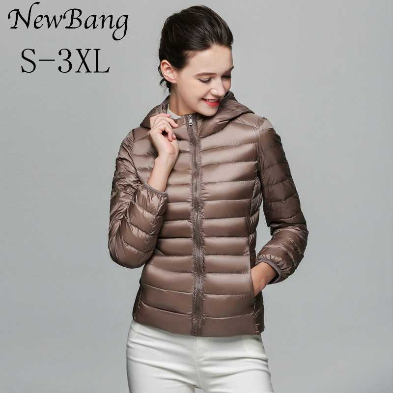 099e4fa23 Detail Feedback Questions about NewBang Brand Women's Down Jackets ...