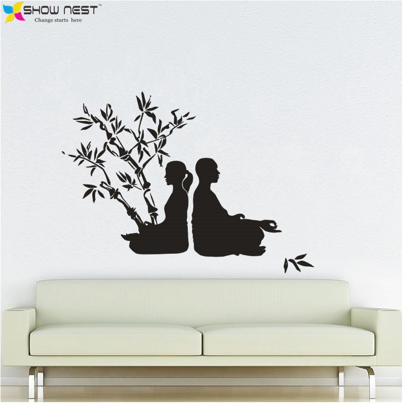 Online Buy Wholesale Zen Wall Decals From China Zen Wall Decals - Zen wall decals