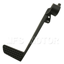 Brake Pedal Rear Foot Lever For Yamaha YZF1000 2007 2008 YZF-R1 2007 2008 Black Motorcycle Accessories