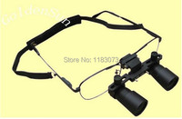 3X420mm Binocular Loupes Dental Magnifiner Medical Surgical Microsurgery Magnifying Glasses For Dentist Dentistry With Box