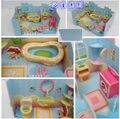 Дети образовательный игрушки дом замок своими руками 3D картинка-загадка (пазл) для дети взрослые ( 5 модели жестяная банка выбрать ) для подарок