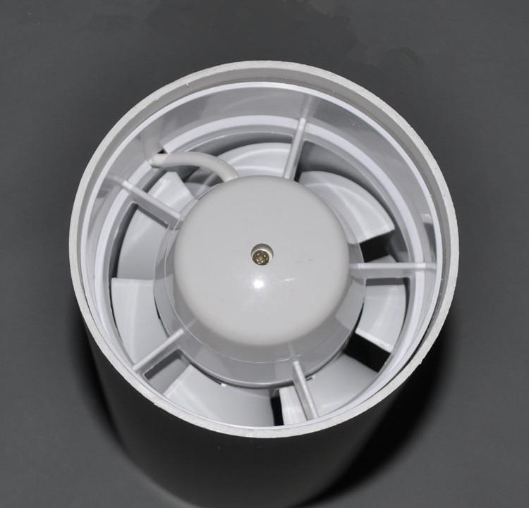 Inch Mm Kitchen Toilet Wall Circular Exhaust Fan - Circular bathroom exhaust fan