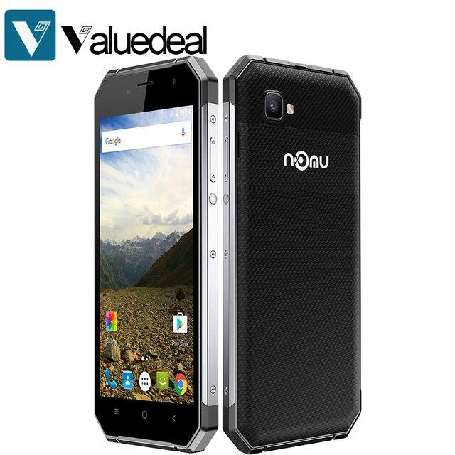 Original Nomu S30 5.5 inch 5000mAh Android 6.0 Waterproof Smartphone 1080*1920 MT6755 Octa core 4GB RAM 64GB ROM 4G LTE Phone