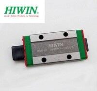 4pcs/8pcs Taiwan original new HIWIN MGN7H MGN9H MGN12H MGN15H blocks match with rail guide MGN7 MGN9 MGN12 MGN15
