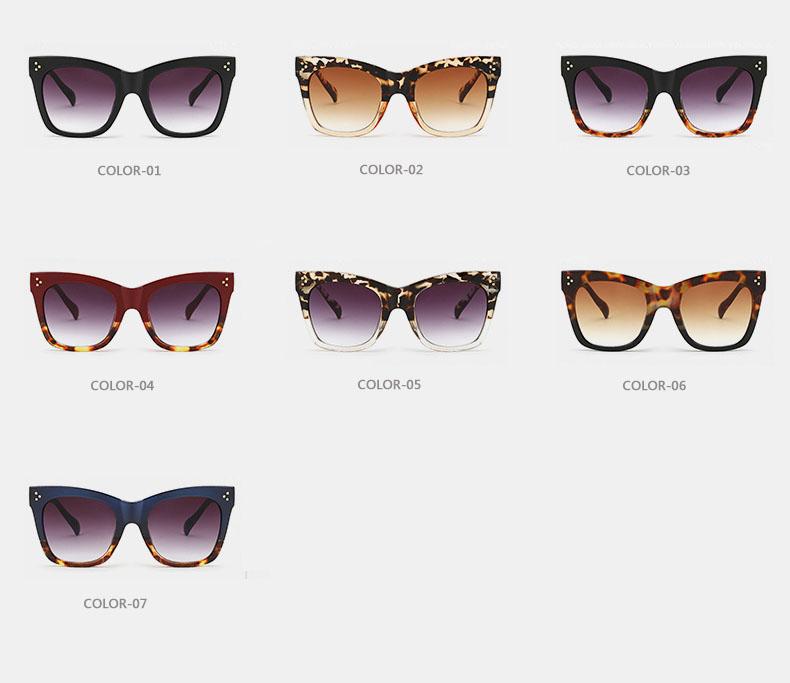 b29498cce RSSELDN Alta Qualidade Das Mulheres Do Vintage Óculos De Sol Da ...