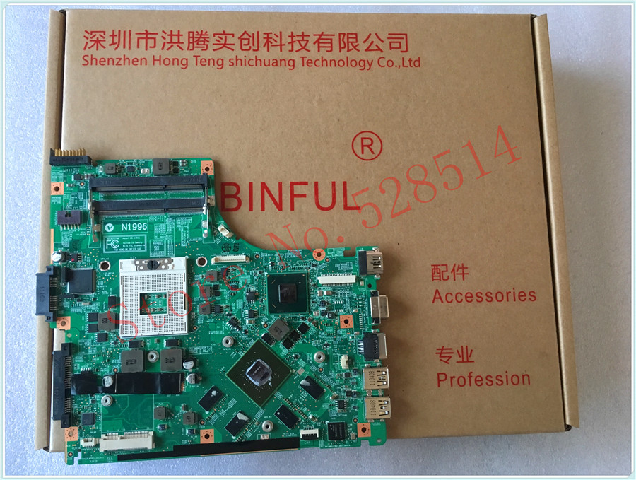 все цены на Original FOR MSI FOR X460 laptop motherboard MS-14911 MS14911 VER 1.0 100% work perfectly онлайн