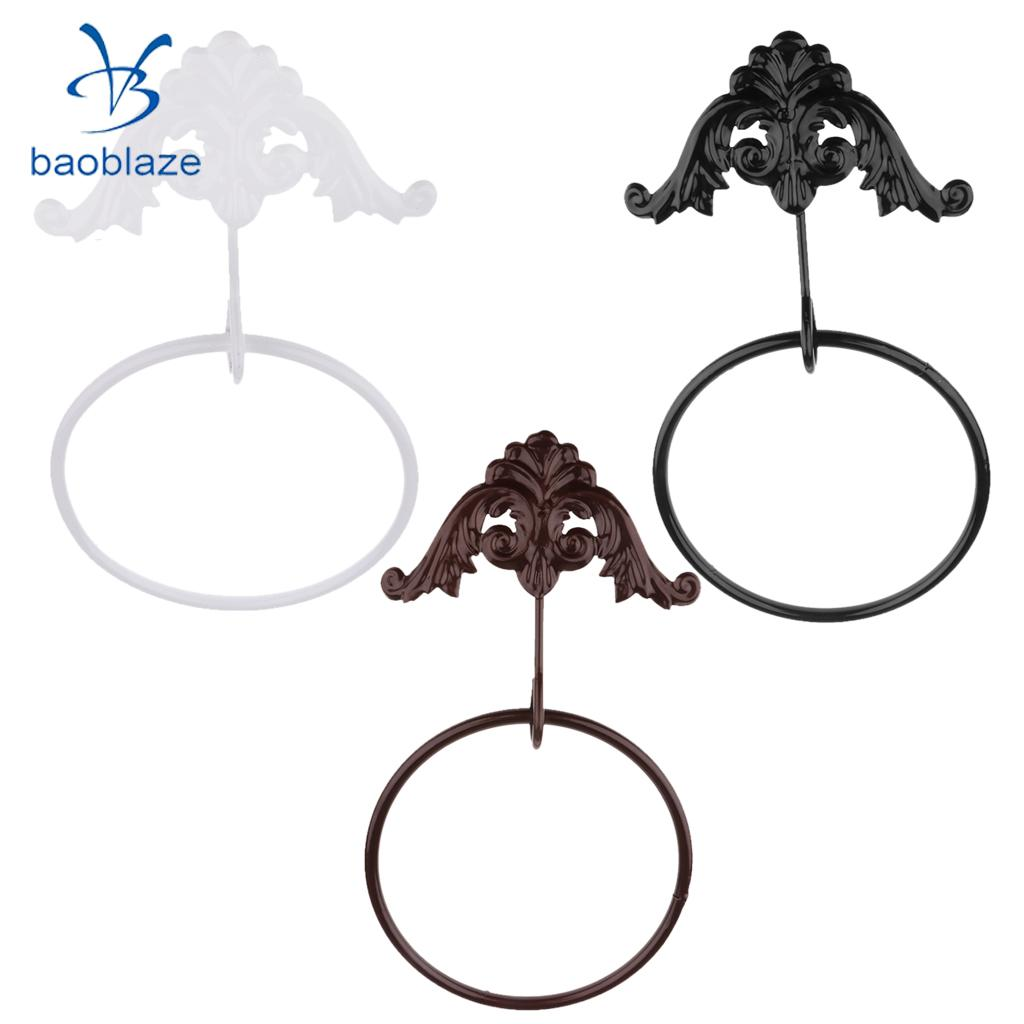 Wall Mounted Towel Ring Hand