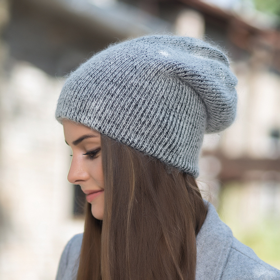 2017 New Autumn Winter Beanies Hats For Women Knitting Warm Wool Skullies Caps Ladise Hat Pompom Gorros (9)