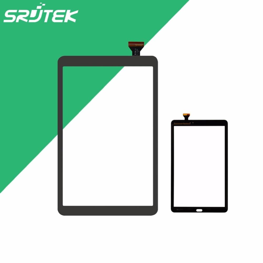 For Samsung Galaxy Tab E 9.6 Wi-Fi SM-T560 T560 New Black Touch Screen Panel Digitizer Sensor Glass Repair Replacement Parts replacement for samsung galaxy tab s 10 5 t800 for sm t805 touch screen digitizer glass sensor panel 1 pcs free shipping