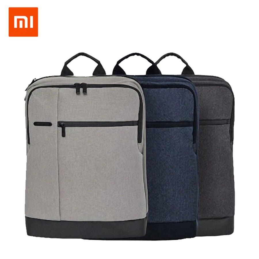 2018 Nieuwe Xiaomi 90 Plezier Klassieke Business Travel Rugzak Waterdicht Grote Capaciteit Casual Reizen Laptop Rugzak School Rugzak-in Tassen van Consumentenelektronica op  Groep 1