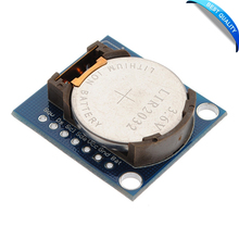 Top Selling Special Offer RTC I2C DS1307 AT24C32 Precision Real Time Clock Memory Module For Arduino AVR PIC 51 ARM