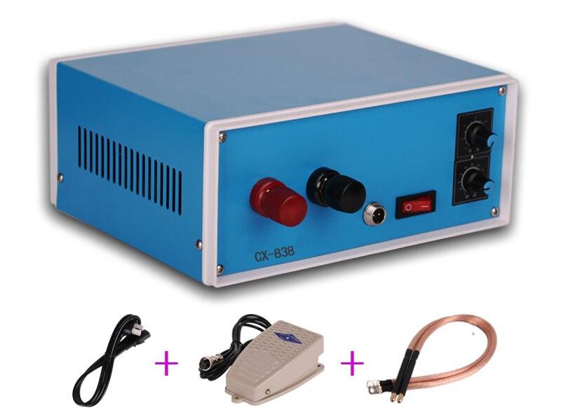 2000 W 18650 batterie Machine à souder batterie de poche soudeuse bout à bout feuille de Nickel Welder220V