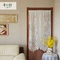 Бесплатная доставка  кружевные тюлевые занавески для кухни  для гостиной  спальни  85*150 см