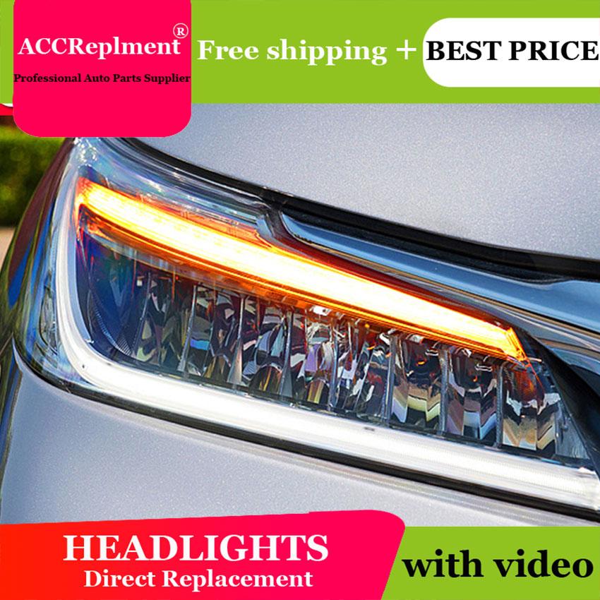 Style de voiture pour Honda accord 2016 phares ange yeux 2016 pour Honda accord lumière LED bar Q5 bi xénon lentille h7 xénon