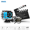 Mini Camera Full HD WiFi 170 Degree Wide-angle  1080P Digital camera Camera Waterproof Original 4k Action Camera