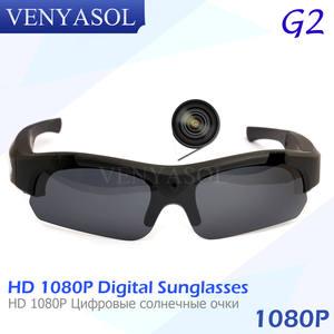 31dec85b170 VENYASOL HD 1080 P Polarized Mini Camera Sunglasses Digital Video Recorder