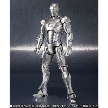 """Iron Man""   Action Figure – Iron Man Mark2 (MK-2)"