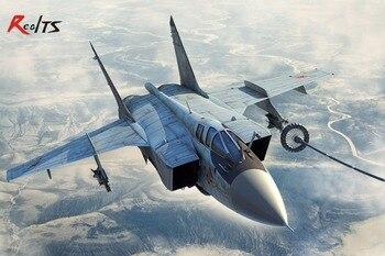 RealTS Hobbyboss 81754 1/48 Russian MIG-31B/BM Foxhound hobby boss