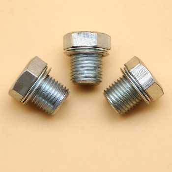 цена на 3Pcs/lot Cylinder Compression Plug For STIHL 044 046 066 MS440 MS460 MS650 MS660 021 023 025 MS210 MS230 MS250 Chainsaw Parts