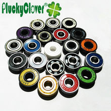 1 PC 608rs Keramik Bearing Inline Sepatu Roda Papan Bearing 608zz Bearing Fidget Spinner Freeline Sepatu Bearing Scooter Parts(China)