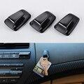3 PCs Conveniente ME3L Cabides de Veículos Auto Car Bag Gancho Titular Preto