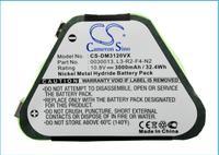 Cameron Sino 3000 mAh batterij voor DIRT DEVIL M030 M3120 0030013 L3-R2-F4-N2 Vacuüm Batterij