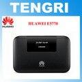 Abierto original de huawei e5770 e5770s-320 150 mbps 4g wifi móvil pro router con puerto rj45 + 5200 mah banco de potencia móvil punto de acceso