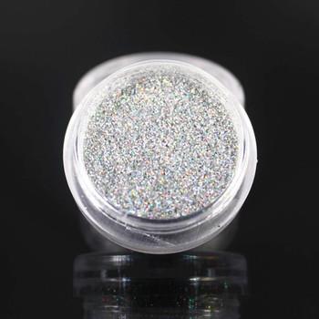 2019 nowy srebrny brokat Eyeshadow 12 kolor brokat oczy paleta monochromatyczny oczy Shimmer Powder Makeup imprezowa twarz klejnoty CHTB1 tanie i dobre opinie Federacja rosyjska