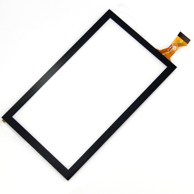 "7 ""Pulgadas OEM Compatible con Tablet PC GT706-V3 FHX Pantalla Táctil Digitalizador Reemplazo Negro"