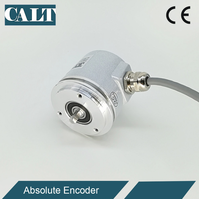 Aliexpress com : Buy CALT multi turn absolute encoder CANOPEN output 12  bits 4096 revolution absolute position sensor CAX60S1212E6COB from Reliable