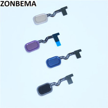 Scanner Fingerprint Sensor Samsung Flex-Cable Touch Id Galaxy ZONBEMA for Key-Menu J6