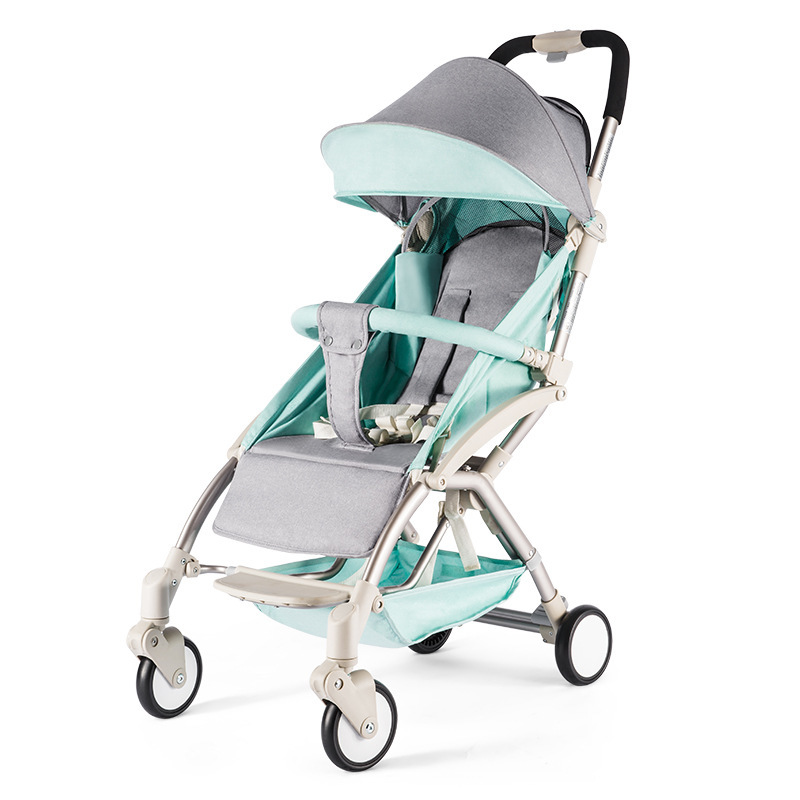Lightweight Baby Stroller Portable Umbrella Baby Car Can Sit Lie Down Recling Folding Baby Stroller Travel Newborn Baby Carriage