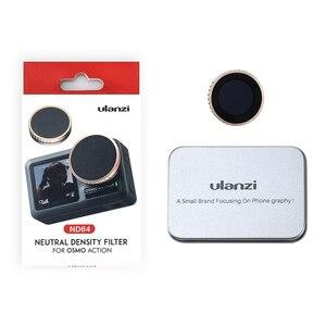 Image 5 - Ulanzi CPL Objektiv Filter für Dji Osmo Action ND8 ND16 ND32 ND64 Kamera Objektiv Filter Action Kamera Zubehör