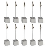 5pack Pack Of 10 Place Card Holder Wedding Name Table Setting Marker Shop Display Price Tag