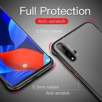 5 3 Msvii Frameless Case For Huawei Nova 3 Case Ultra-thin Frosted Matte Back Cover For Hawei Nova 5 Pro Nova 5 4 Phone Bag Shell (3)