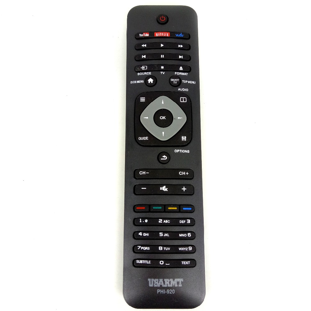 New Universal Remote control PHI-920 For Philips TV DVD Blu-ray player Home Recorder Fernbedienung