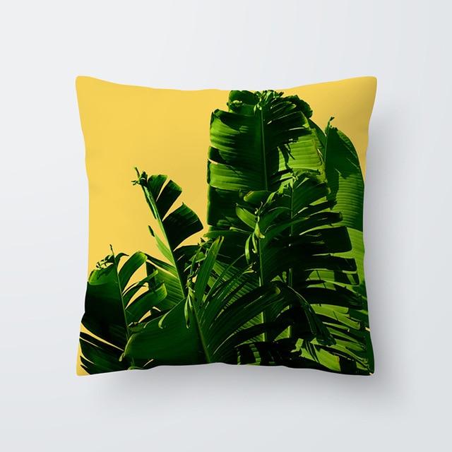 Yellow pillowcse 22