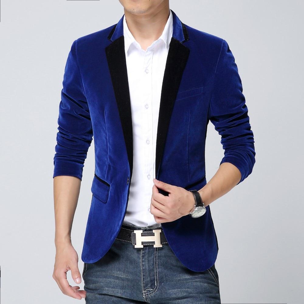 9 New Look Smooth Velvet Blazers In Trendy Colours