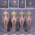 JX Toys 1/6 Scale Female figure Body Similar to For Hot Toys Free Shipping for 12